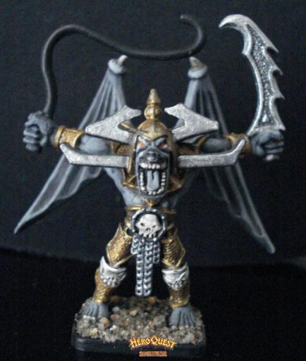 HeroQuest Gargoyle