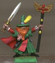 HeroQuest Wizard 1