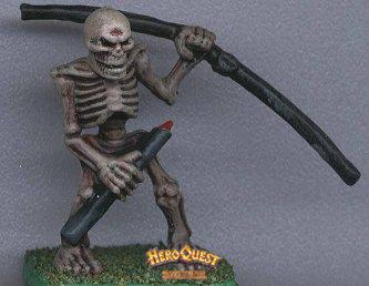 HeroQuest Skeleton Archer