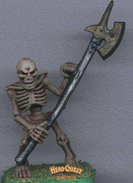 HeroQuest Skeleton Spearman