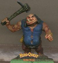 HeroQuest Ogre Warrior