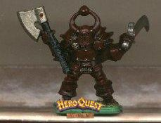 HeroQuest Doom Knight One