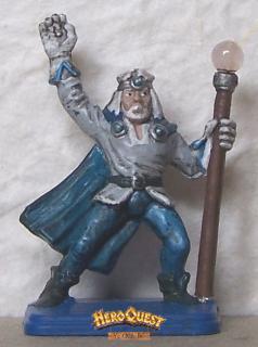 HeroQuest Wizard