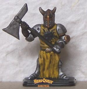 HeroQuest Sir Ragnar