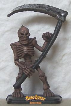 HeroQuest Skeleton