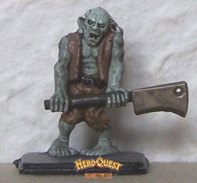 HeroQuest Zombie