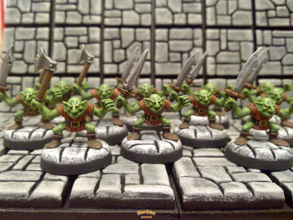 HeroQuest Goblins